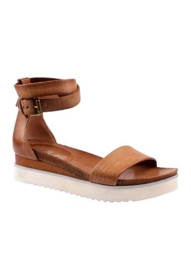 Mjus Sandalet Sarı